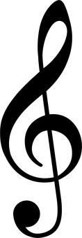 Musical notation mark