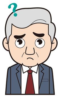 President (doubt)
