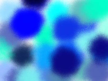 Blue Flower Ball Play