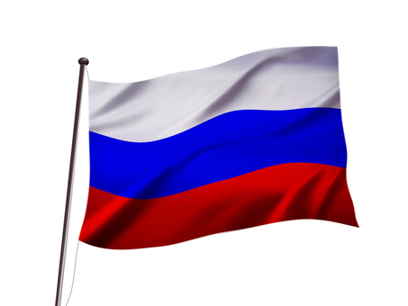 Russian flag image