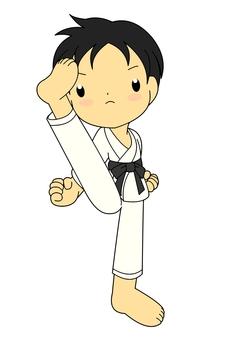 Karate men