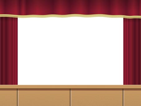 Hanging curtain 3