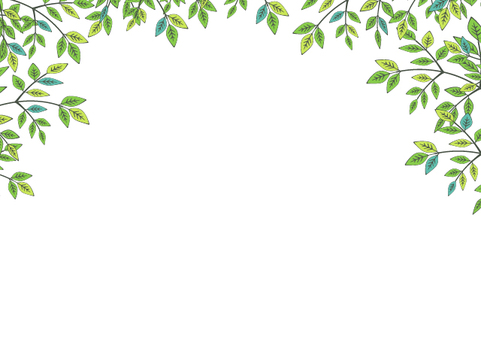 Natural leafy background 2