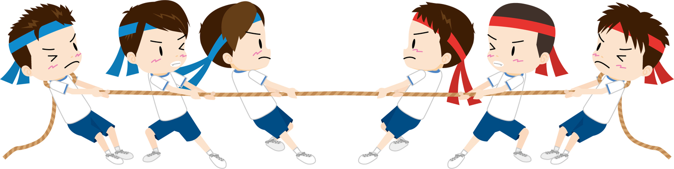 Tug of war (men's boy)