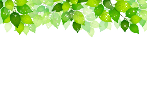 Fresh green material 205