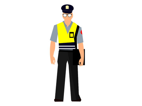 Taiwan police officer