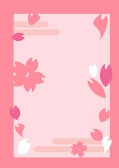 櫻桃空白空間1 A4
