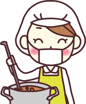 【Women's Meals】 Front _ Nabe
