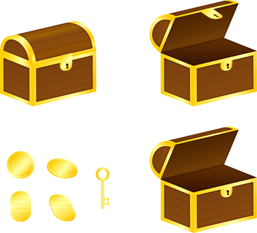 Treasure box _ set