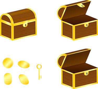 보물 상자 _ 세트