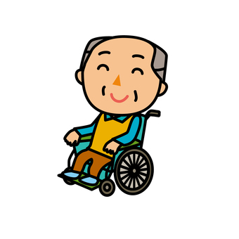 人們 - 輪椅 -  m 01