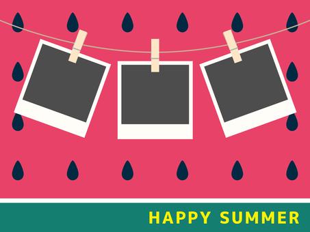 夏季相框(2)