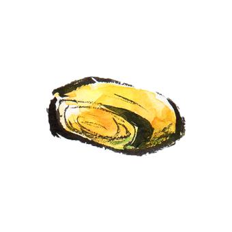 Soup stock egg