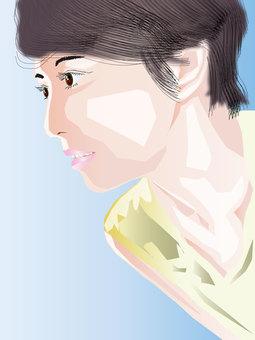 Women's profile profile series 16