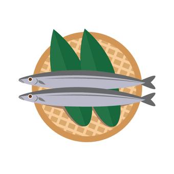 Autumn taste · Autumn of appetite (Autumn sweetfish)