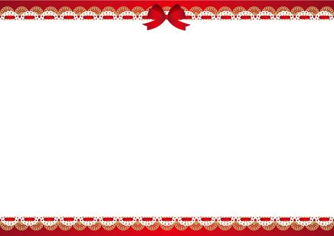 Girly Valentine Frame 02