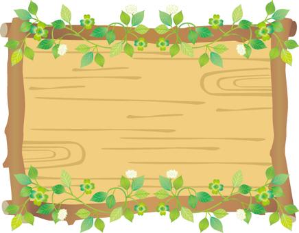 Leaf board