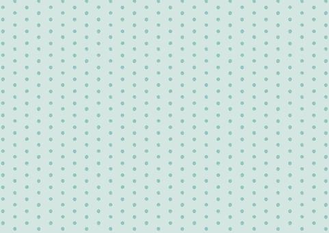 Blurred dot blue green