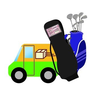 Golf delivery