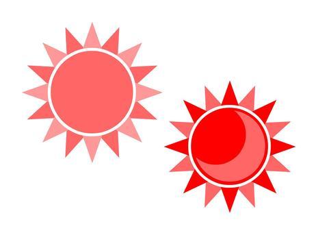 2 kinds of sun