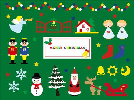 圣诞套装4