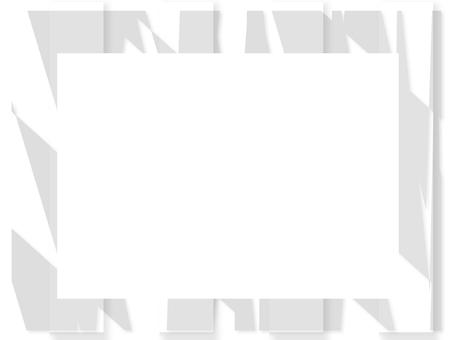 Light gray frame