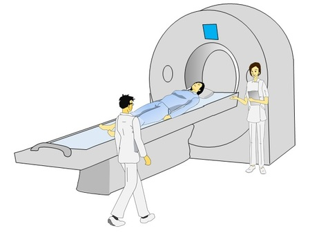 CT examination