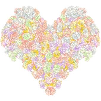 Flower Heart (Gerbera)