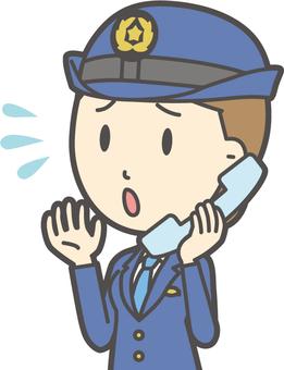 Policewoman-315-bust