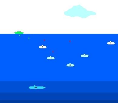8 bit arcade game
