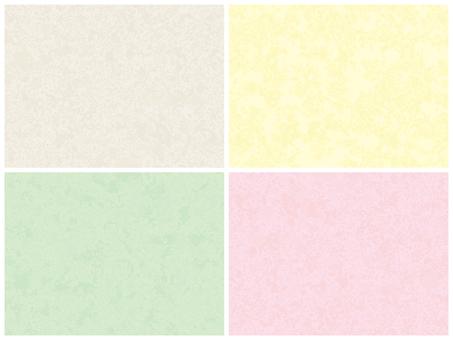 Japanese paper [4] set