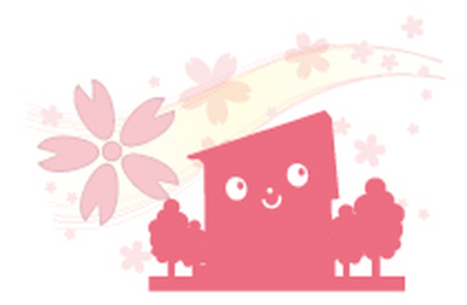 Sakura Mai _ Housing Illustration _ 3
