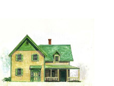 귀여운 집
