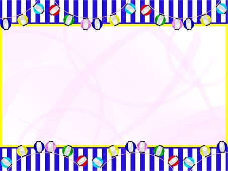 Lantern frame 002