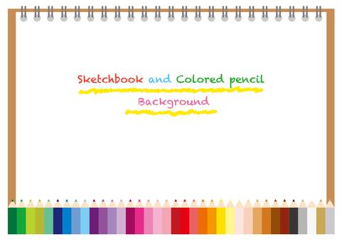 Sketchbook background 02