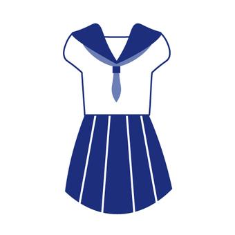 Uniform (Sailor suit, Thailand)