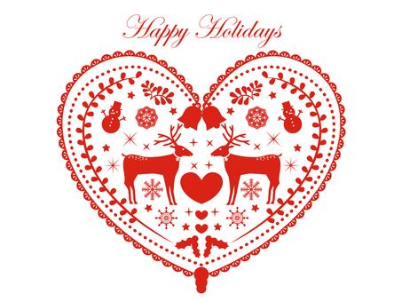 Heart's Christmas 3