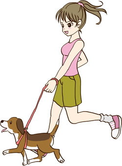 Run 3 (Dog)
