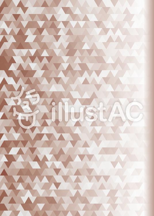 三角背景5のイラスト