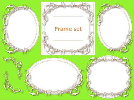 Decorative frame 09