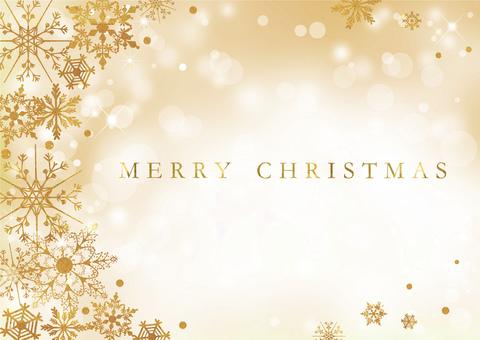 クリスマス_金テクスチャ_背景2307