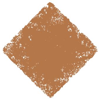 Stamp angle _ brown _ cs