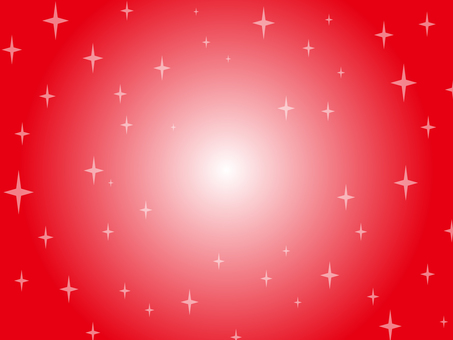 Glitter red background
