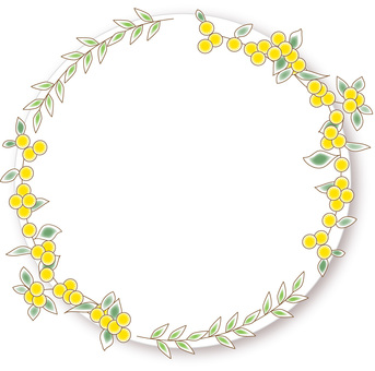 Flower wreath_23