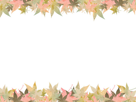 Fall color frame ver52