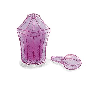 Aroma of purple