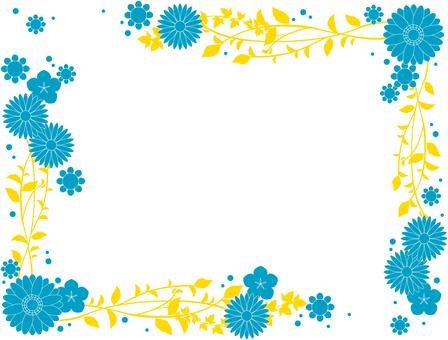 Flower frame 18