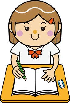 Student 05_16 (girl, study)