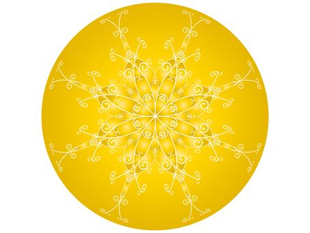 Vine pattern 2