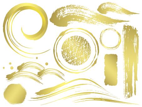 Various c_ Blue Gold _ transparent _ cs